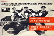 Les Chaussettes Noires & Eddy Mitchell_Eddie sois bon (Chuck Berry_Johnny B. good)(1961)(GV)