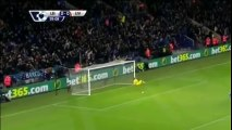 LEICESTER CITY VS LIVERPOOL Vardy Amazing Goal [HD] 02_02_2016