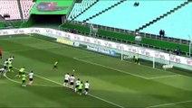 Penaltis indirectos: el Jeonbuk Motors coreano clavó la imitación de Messi