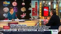 Métiers d'art, Métiers de luxe: Parurier floral - 16/02