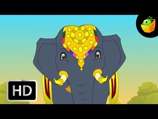 Ding Dong - Chellame Chellam - Cartoon/Animated Tamil Rhymes For Chutties