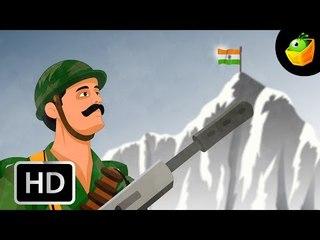 Namadu Kodi - Chellame Chellam - Cartoon/Animated Tamil Rhymes For Chutties