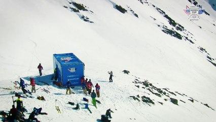 Run Sam Favret - BC Slopestyle Round 1 - Mora Banc Skiers Cup Grandvalira 2016
