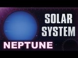 Neptune - Solar System & Universe Planets Facts -  Animation Educational Videos For Kids