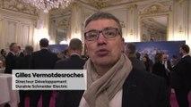 Business dialogue : Gilles Vermotdesroches, directeur développement durable Schneider Electric