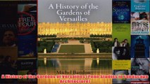 Download PDF  A History of the Gardens of Versailles Penn Studies in Landscape Architecture FULL FREE