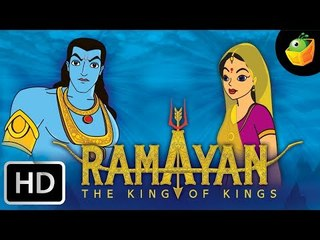 Ramayanam Full Movie In English (HD) - Compilation of Cartoon / Animated Devotional Stories For Kids