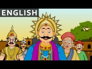 The Most Valuable Thing - Tales of Tenali Raman - Animated/Cartoon Stories For Kids