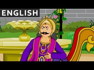 The Secret - Tales of Tenali Raman - Animated/Cartoon Stories For Kids