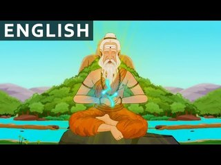 The Bowl Of Water - Tales of Tenali Raman - Animated/Cartoon Stories For Kids