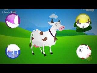 Pasuvamma - Kingini Chellam - Malayalam Animated/Cartoon Rhymes For Kids