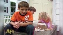 Un grand frère fail a cause de son frère et sa soeur