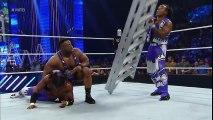 Roman Reigns, Randy Orton & Neville vs. Sheamus, Kane & Kofi Kingston_ SmackDown