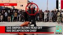Un sniper tue un bourreau de Daesh d'une seule balle