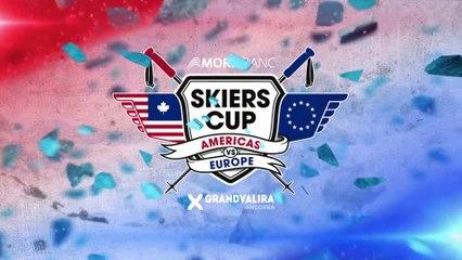 Run Sage Cattabriga-Alosa - BC Slopestyle Round 2 - Mora Banc Skiers Cup Grandvalira 2016