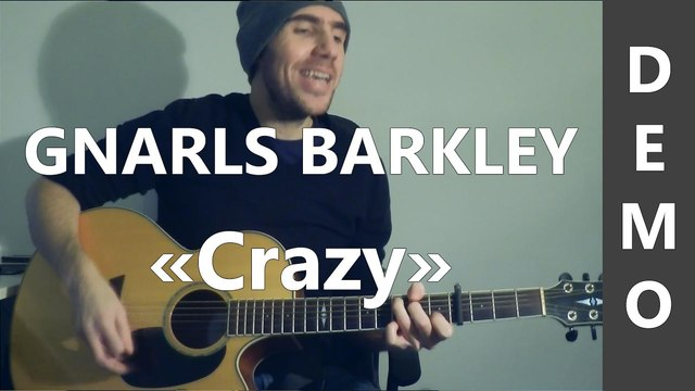 Crazy - Gnarls Barkley - Cover Guitare