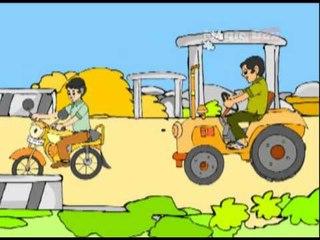 Gramma Nagarama - Chellame Chellam - Pre School - Animated Rhymes For Kids