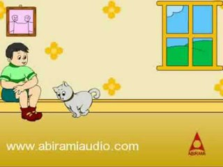 Pussy Cat - English Nursery Rhymes - Cartoon/Animated Rhymes For Kids