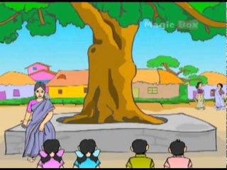Maram Valarpom - Chellame Chellam - Pre School - Animated Rhymes For Kids