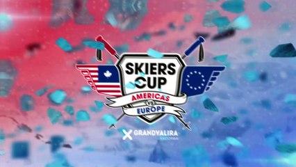 Run Nick McNutt - BC Slopestyle Round 2 - Mora Banc Skiers Cup Grandvalira 2016