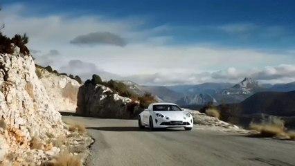 Le concept Alpine Vision en action