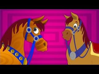 Chel Chel Kurram   Telugu Rhymes For Kids   2D Animation   Children Cartoon Songs
