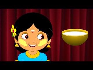 Gadhavu Medakku - Telugu Nursery Rhymes - Cartoon And Animated Rhymes For Kids