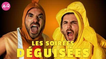 A&Q - LES SOIRÉES DÉGUISÉES ft. Lola Dubini, Julien Pestel, Baborlelefan