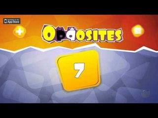 Opposites App Trailer - iPad/iPhone Apps