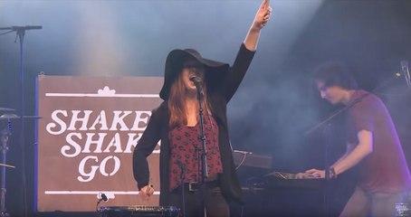 Shake Shake Go - Take Me To The Sea (Paléo Festival 2015)