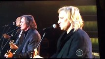 Eagles Performance 'Take It Easy' At The Grammy's Awards 2016