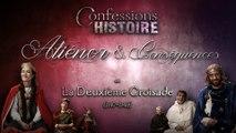 Aliénor & Conséquences - Confessions d'Histoire - Aliénor d'Aquitaine, Louis VII, Bernard de Clairvaux, Abbé Suger, Henri II