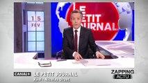 """LE ZAPPING ACTU du 16/02/2016 by FUTURPOP : Collard à propos de Laurent Fabius : """"il pourra désormais présider la biennale des antiquaires."""""""