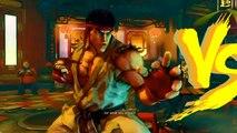 Street Fighter 5 detonado Ryu story mode