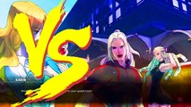 Street Fighter 5 detonado Ken story mode