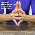 Mira el significado de los dedos de las manos