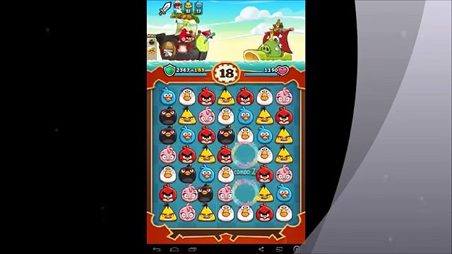 Angry Birds FIGHT Full Game Episode - Angry Birds Gameplay - Angry Birds Full Movie Game