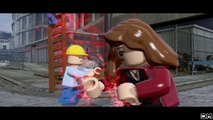 Lego Marvels Avengers Part 5 Avengers Age of Ultron Movie Walkthough Rise of Ultron