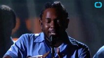King Kendrick Lamar Steals the Grammys 2016