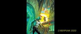 Cyberpunk 2077 Making Of (Mike Pondsmith)