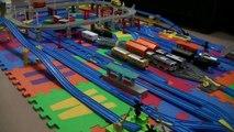 【列車のクラッシュ】17列車走行とクラッシュ - 17 trains run