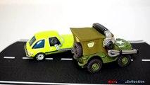 Тачки 1 на русском полная версия - игрушки для детей Молния Маквин Disney Pixar Cars Serge