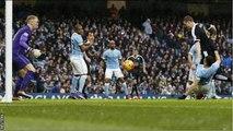 Manchester City  vs Leicester city | 1 : 3 PREMIER LEAGUE | SAT, 06 FEB 2016 (Latest Sport)