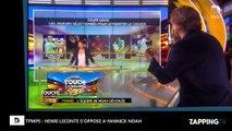 TPMPS : Henri Leconte critique les choix de Yannick Noah pour la Coupe Davis (Vidéo)