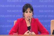 "Rodríguez acusa a Díaz de ""torpedear"" negociaciones"