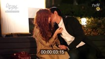 Cheese in the trap Kiss scene