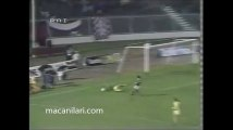 07.11.1984 - 1984-1985 European Champion Clubs' Cup 2nd Round 2nd Leg Benfica 1-0 Liverpool