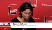 """Isabelle Defourny (MSF) : """"C'est la coalition menée par la Syrie, appuyée par les Russes, qui bombarde dans cette zone"""""""