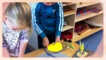 Zwarte Pieten ochtend in Montessori school (deel 2)