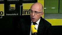 "Eric Ciotti dénonce ""une forme d'acharnement"" contre Nicolas Sarkozy"